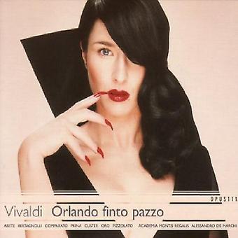 A. Vivaldi - Vivaldi: Orlando Finto Pazzo [CD] USA import