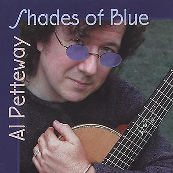 Al Petteway - Shades of Blue [CD] USA import