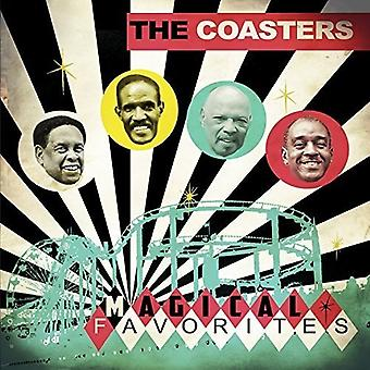 The Coasters - Magical Favorites [CD] USA import