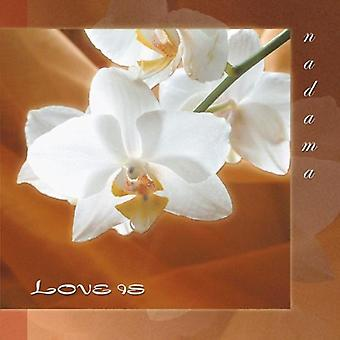 Nadama - Love Is [CD] USA import