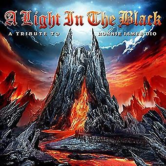En lys sort (en hyldest til Ronni - A lys sort (en hyldest til Ronni [CD] USA import