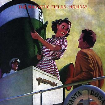 Magnetic Fields - Holiday [CD] USA import