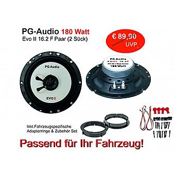Opel Vectra B, Zafira, calibra, speaker, door front, PG audio, new goods