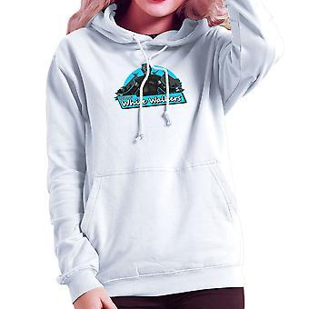 Westeros White Walkers Game of Thrones Women's Hooded Sweatshirt