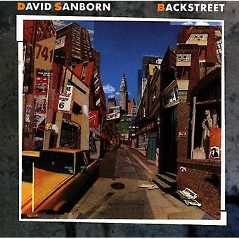 David Sanborn - Backstreet [CD] USA import