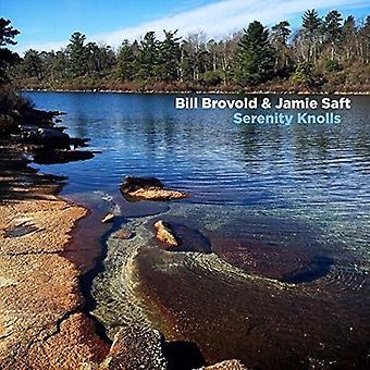 Brovold, Bill / Saft, Jamie - Serenity bakker [CD] USA import