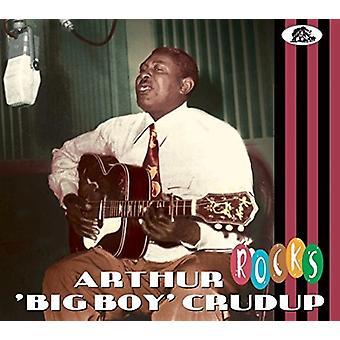 Arthur Crudup Big Boy - sten [CD] USA import