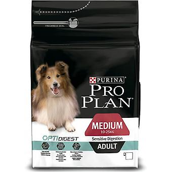 Pro Plan Medium Adult Digestion Lamb (Dogs , Dog Food , Dry Food)