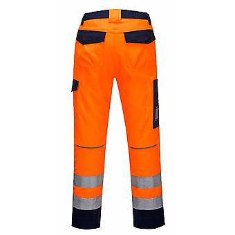 Portwest - Modaflame RIS Hi-Vis Safety Workwear Trouser