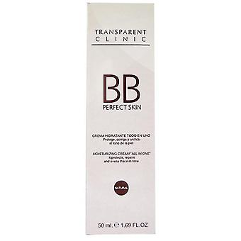 Transclini Transparent Bb Clinic Perfect Skin Natural 50Ml