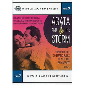 Agata & the Storm [DVD] USA import