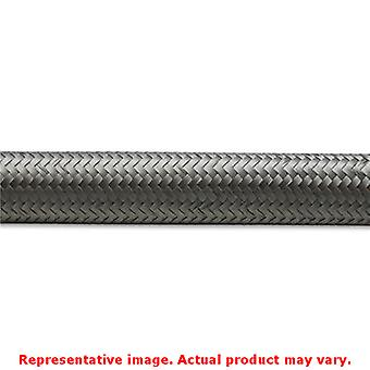 Vibrant Braided Flex Hose 11908 Stainless -8AN Fits:UNIVERSAL 0 - 0 NON APPLICA
