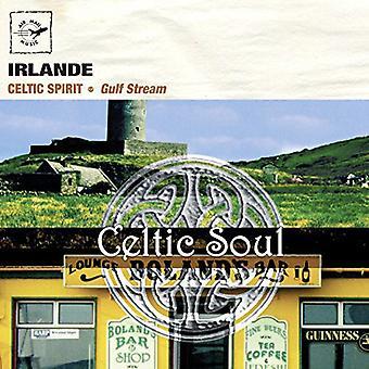 Gulf Stream - Celtic Spirit & sjæl [CD] USA import