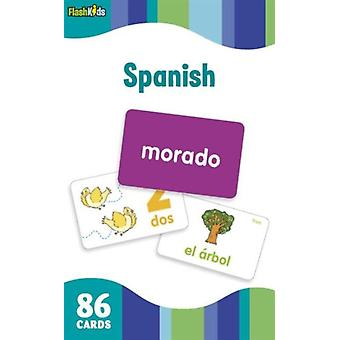 Spanish (Flash Kids Flash Cards) (Cards) by Flash Kids Editors