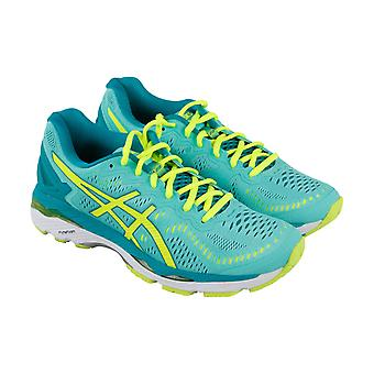 Asics Gel Quantum 180 2 Womens Gray Mesh Athletic Lace Up Running Shoes