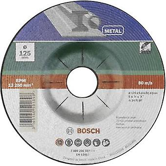 Bosch Accessories 2609256337 Grinding disc with depressed centre, MetalØ125 mm 1 pc(s)