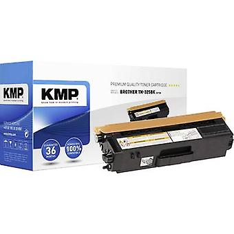 KMP Toner cartridge replaced Brother TN-325BK Compatible Black