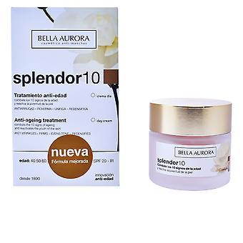 Bella Aurora Splendor 10 Tratamiento Antiedad Spf20 50ml Womens