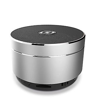 Celly Alu Bluetooth speakers Silver