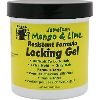 Mango Lime Rastas Locking Firm Wax 473 ml (Hair care , Styling products)