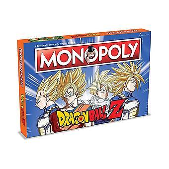 ドラゴン ボール Z モノポリー ボード ゲーム
