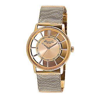 Kenneth Cole New York men's wrist watch analog stainless steel 10024607 / KC9288