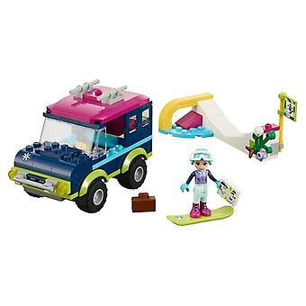 LEGO 41321 Winter sports cross-country vehicle