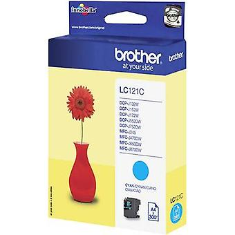 Brother encre LC - 121c originale LC121C Cyan