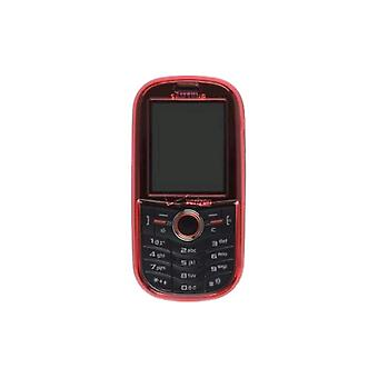 Two Piece Snap On Case for Samsung U450 Intensity, Red