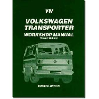 Volkswagen Transporter 1982 par Créé par Brooklands Books Ltd