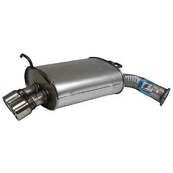 Walker 53646 Quiet-Flow Stainless Steel Muffler Assembly