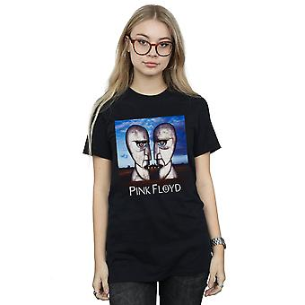 Pink Floyd Women's The Division Bell Boyfriend Fit T-Shirt