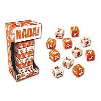 Nada! Dice 999 Games