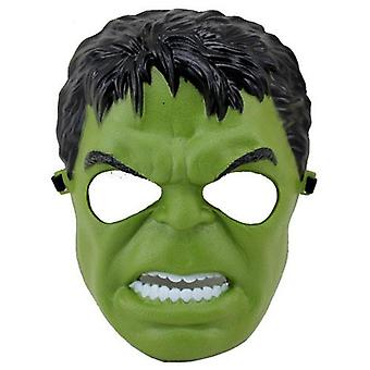 Incredible Hulk Green Giant Mask for Party Halloween Cosplay costume Accessory Toy Boy Kids