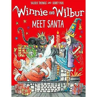 ويني وويلبر تلبية سانتا توماس فاليري-كتاب 9780192747921
