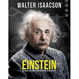 Einstein by Walter Isaacson - 9780233005478 Book