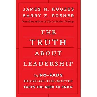 La verdad sobre hechos de corazón de la materia de liderazgo-No modas - Y