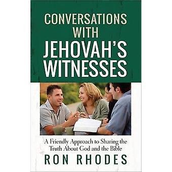 Gespräche mit Zeugen Jehovas - eine freundliche Umgang mit Sharin