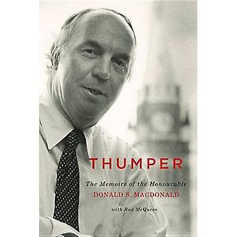 Tambor - as memórias do Honorável Donald S. MacDonald por Donald
