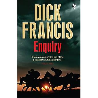 Enquiry by Dick Francis - 9781405916653 Book