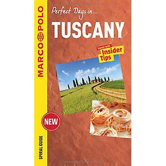 Tuscany Marco Polo Spiral Guide by Marco Polo - 9783829755108 Book