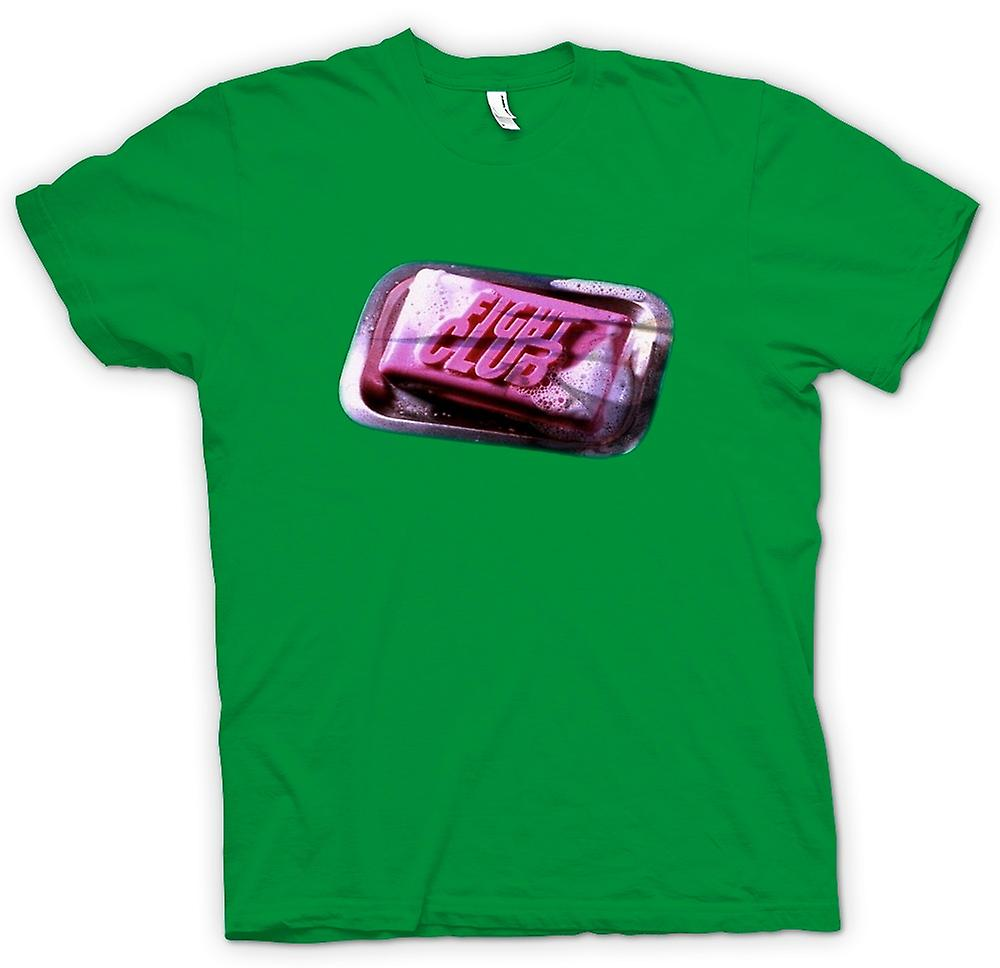Mens T-shirt - Fight Club - Soap - Movie
