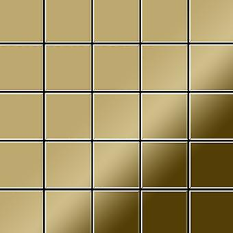 Metal mosaic Titanium ALLOY Century-Ti-GM