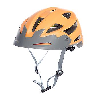 Bern Matte Burnt Orange 2017 FL-1 XC Zipmold with MIPs MTB Helmet