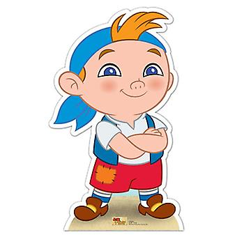 Cubby Lifesize Cardboard Cutout / Standee- Jake and the Neverland Pirates