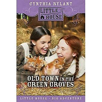 Old Town in the Green Groves: Laura Ingalss Wilder's Lost Little House (Little House (HarperTrophy))