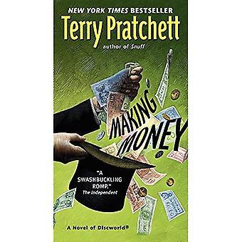 Ganar dinero (novelas del Mundodisco)