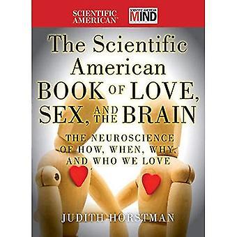 Le livre américain scientifique de l'amour, le sexe et le cerveau: la Neuroscience de comment, quand, pourquoi et qui nous aiment