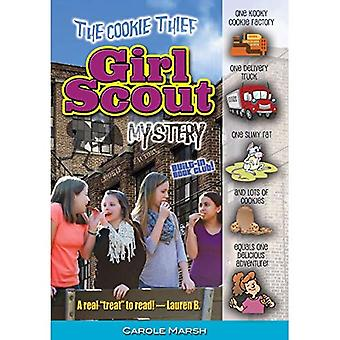 The Cookie Thief Girl Scout Mystery (Girl Scouts)