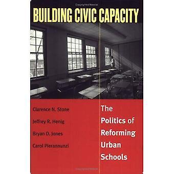 Aufbau von zivilen Kapazitäten: Die neue Politik der städtischen Schulreform